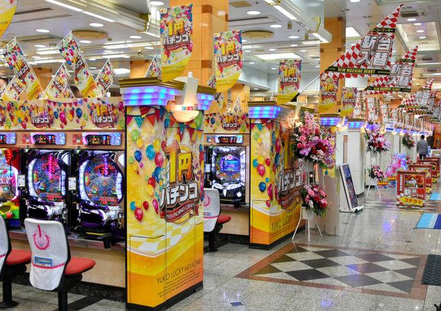【宮崎県】人口あたりのパチンコ設置台数、日本一!! ← 理由は「娯楽が他にない」