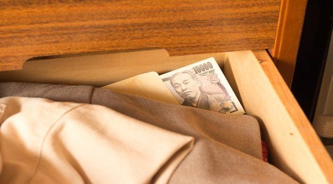 マッマがタンスに隠してたへそくり7万を拝借してパチンコにつぎ込んでしまった